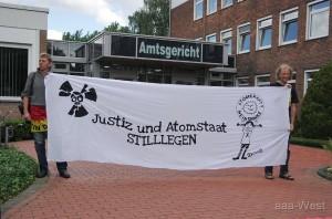 Foto von aaa-West vorm Amtsgericht Steinfurt