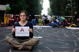 Areva Blockade