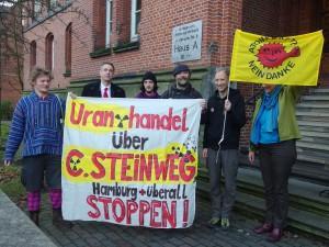 vorm AG Hamburg Harburg, Februar 2016