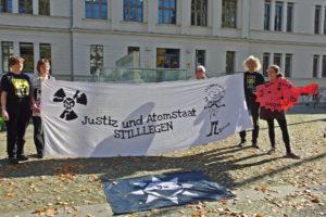 Soli vrom Amtsgericht Potsdam am 16.10.17