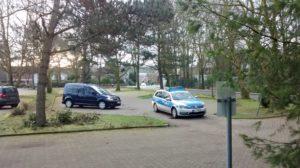 Alles Sicher! Lingener Polizei überwacht Wohnbhaus einer Aktivistin vorm Prozess